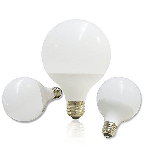 led 電球 ボール球形 調光器対応 当日出荷 13w 15...