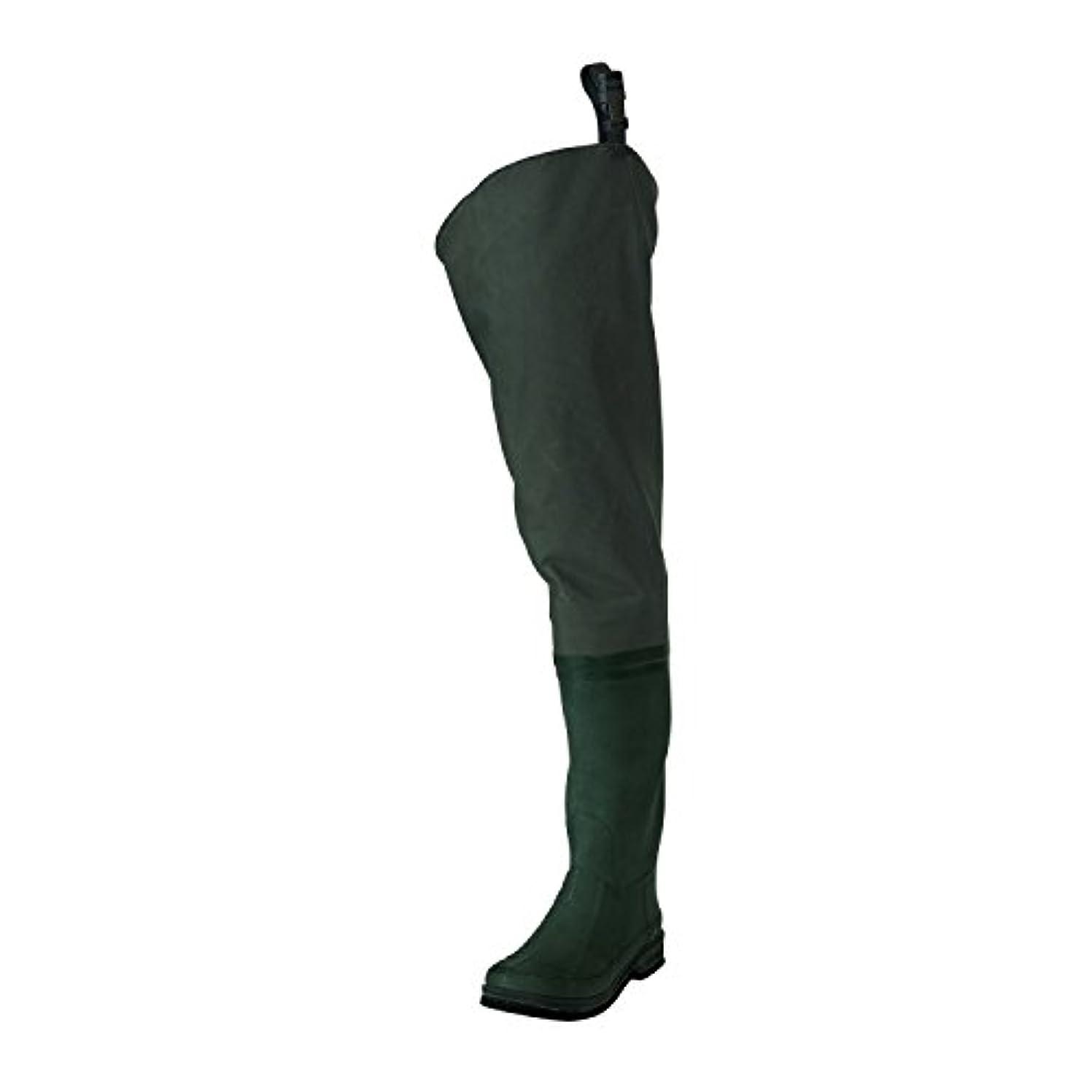 適合しましたけがをする歴史的Frogg Toggs Youth Cascades 300デニール、2層ポリ/ゴムBootfoot Cleated hipper-2736243