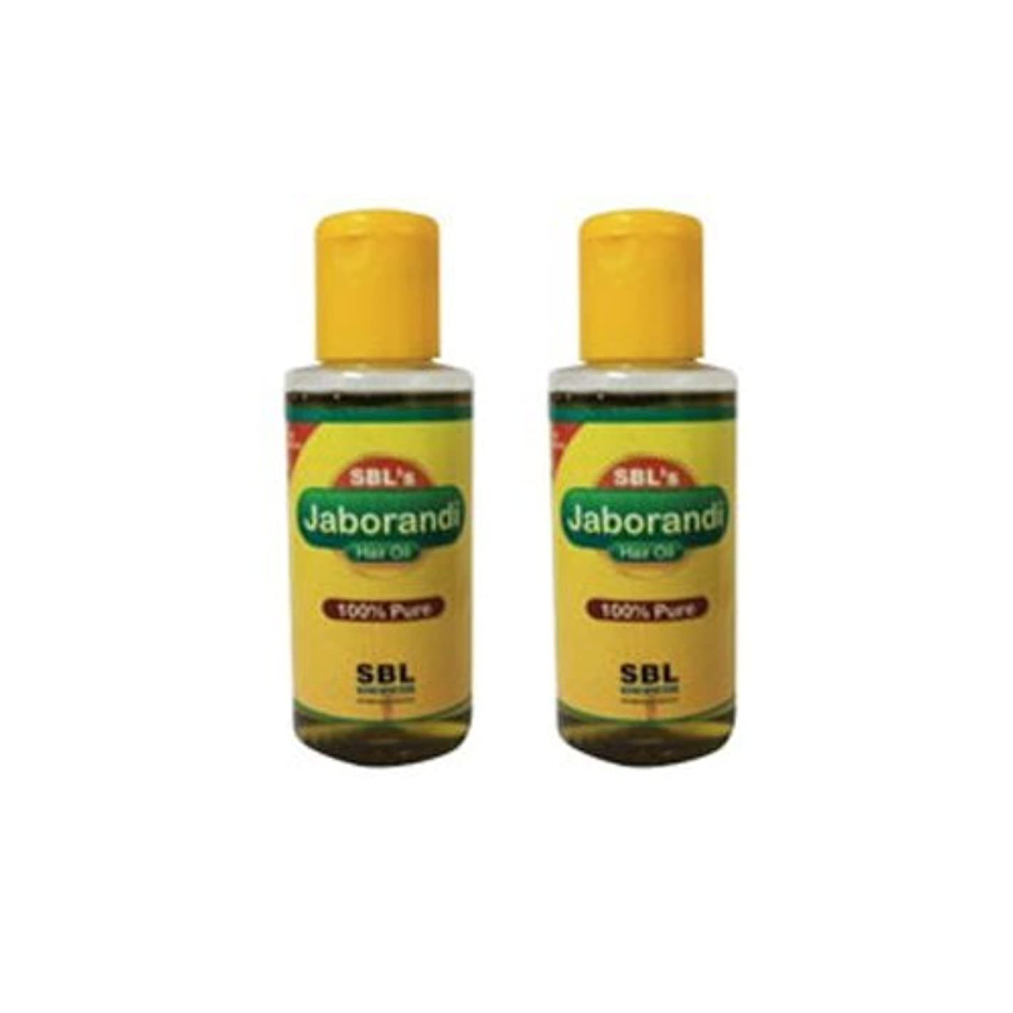 ランプ鳴らすからかう2 x Jaborandi Hair Oil. Shipping Only By - USPS / FedEX by SBL