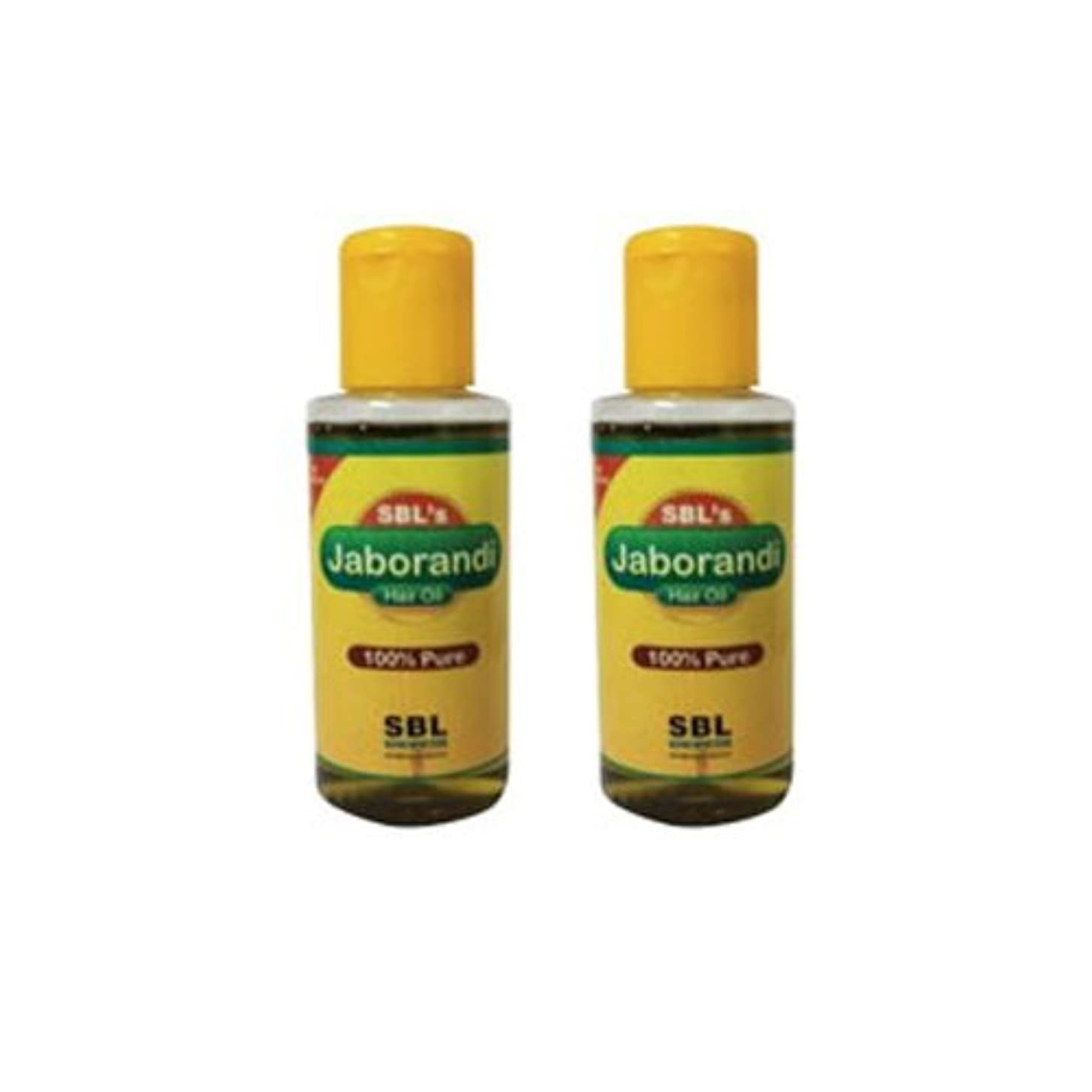手綱緊急好意2 x Jaborandi Hair Oil. Shipping Only By - USPS / FedEX by SBL