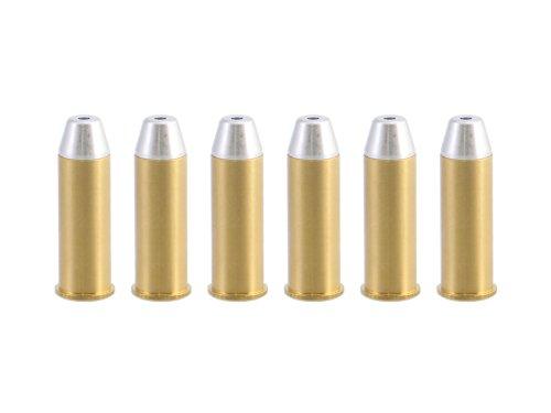 タナカ モデルガンオプション M29用カートリッジ 発火用 6本入り