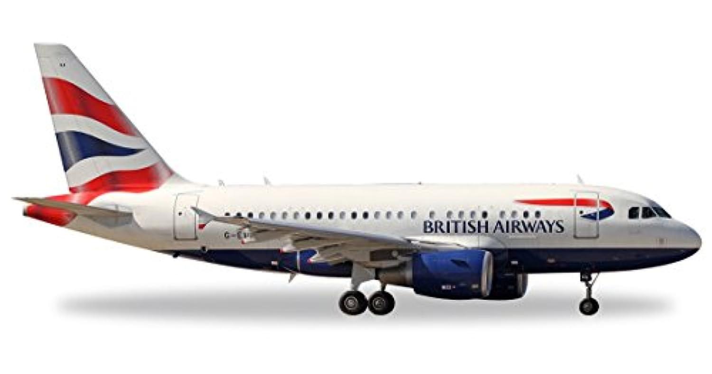 ヘルパ 1/400 A318 ブリティッシュエアウェイズ 完成品