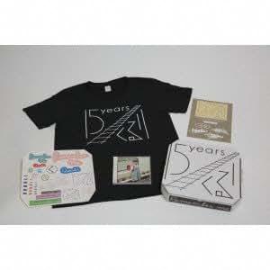 Remember me (15周年アニバーサリーボックス仕様 【シングルCD+オリジナルTシャツ+スペシャルグッズ】)