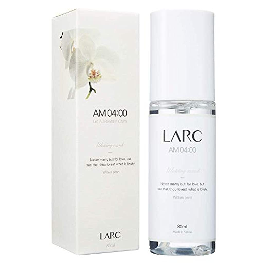 さらに招待講堂LARC ボディミスト 80ml (AM04:00 ウェディングマーチ、午前4時の香り)