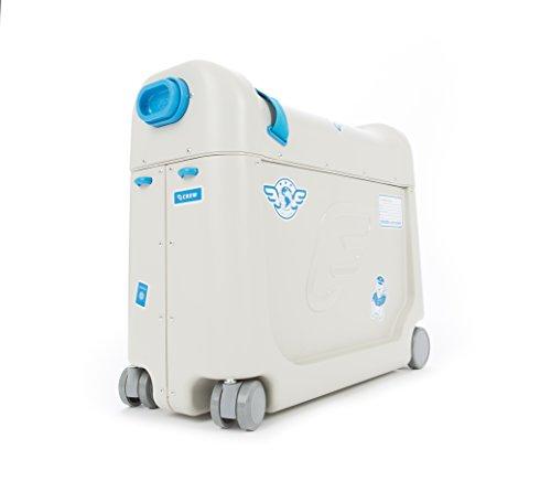 BedBox ジェットキッズ ベッドボックス 機内でベッドにもなる子供用スーツケース 【日本正規品】 (ブルー)