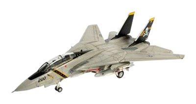ドイツレベル 1/144 F-14A トムキャット ジョリーロジャース 04021