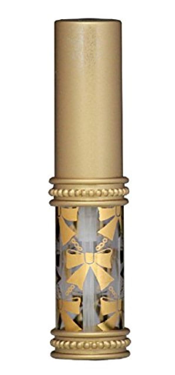 不忠不快柔和ヒロセアトマイザー メタルリボン 16209 (メタルリボン ゴールド)