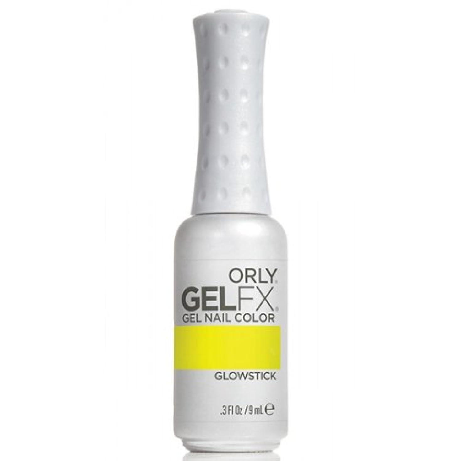 シリング安定スカートORLY(オーリー) ジェル FX ネイルラッカー 9ml Glowstick #30765