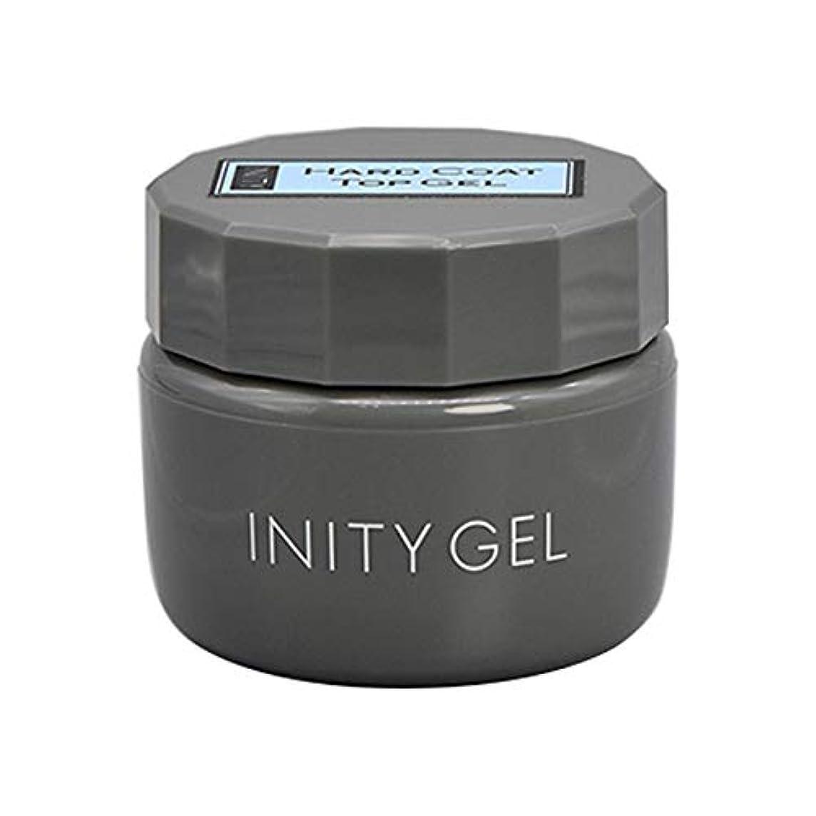 実験チューブ変換するInity アイニティ ハードコート トップジェル 25g