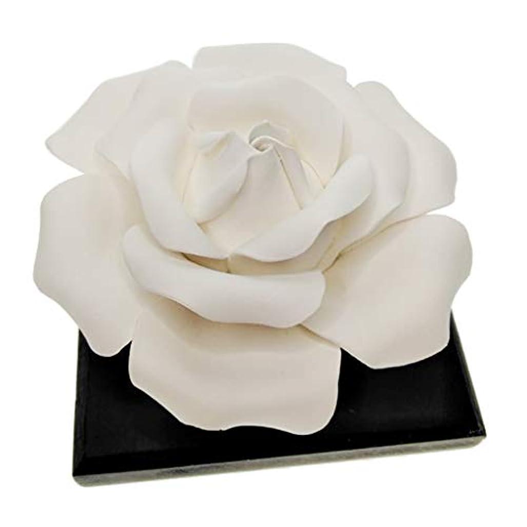 ハードリング知るコンテンポラリーP Prettyia ローズフラワー エッセンシャルオイル 香水 香りディフューザー 美しい 装飾品