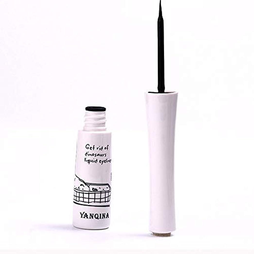大気小競り合い分数黒いアイライナーの防水液体のアイライナーの鉛筆のペンは特徴を構成します