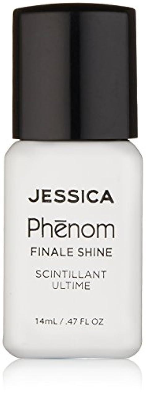 アレイ雇ったヘルメットJessica Phenom Nail Lacquer - Finale Shine Top Coat - 15ml / 0.5oz