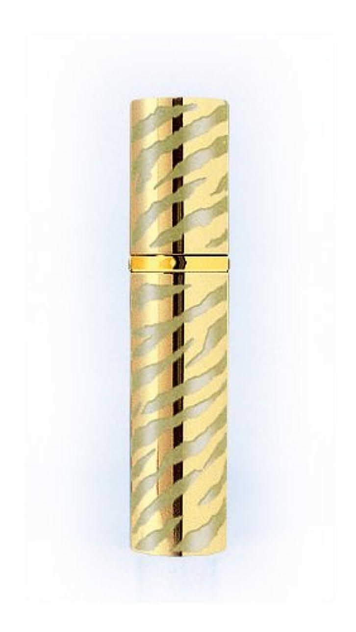 閉塞アンテナ豪華な16510 メタルアトマイザー ゼブラ ゴールド