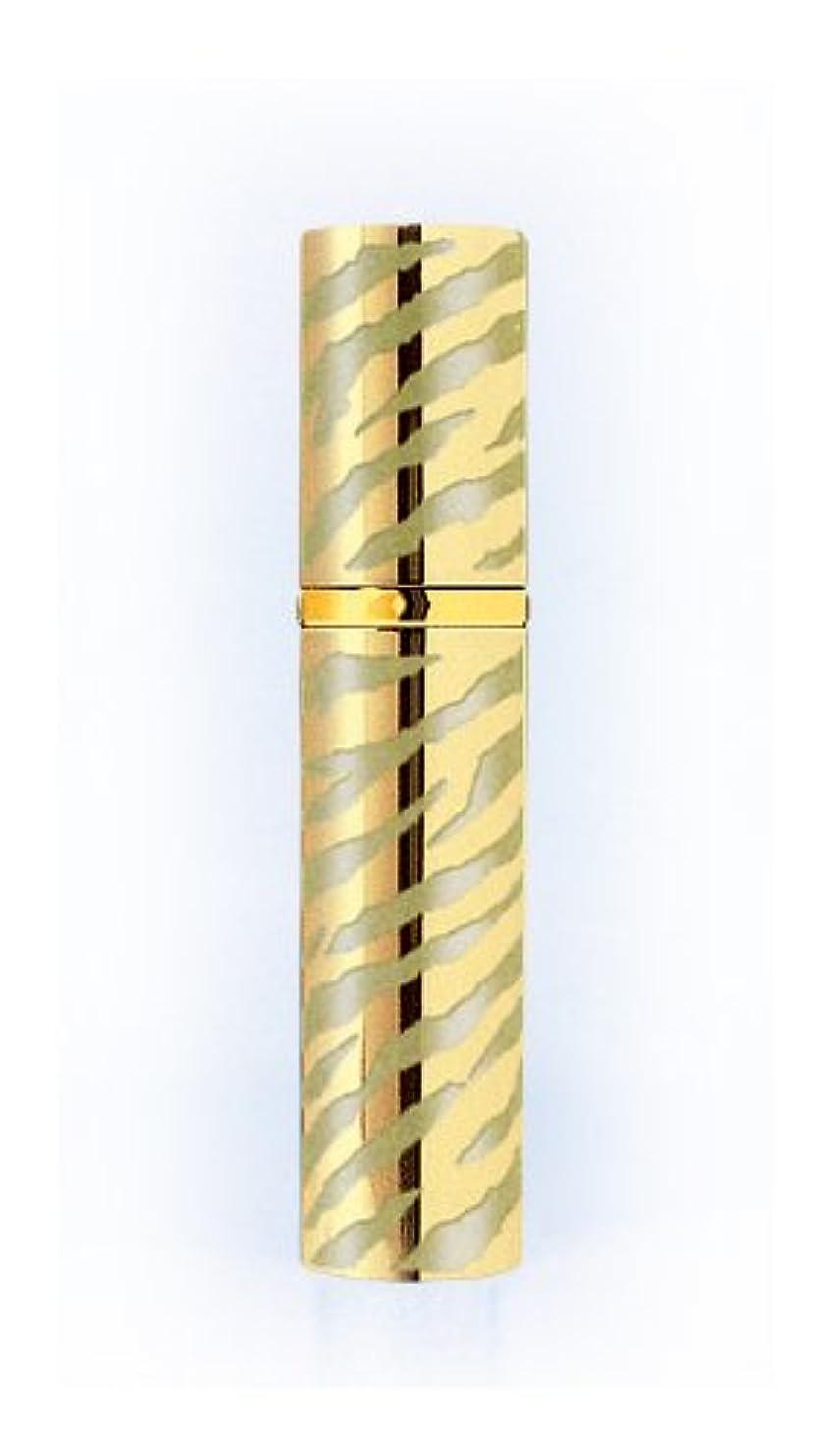 神のミント風16510 メタルアトマイザー ゼブラ ゴールド