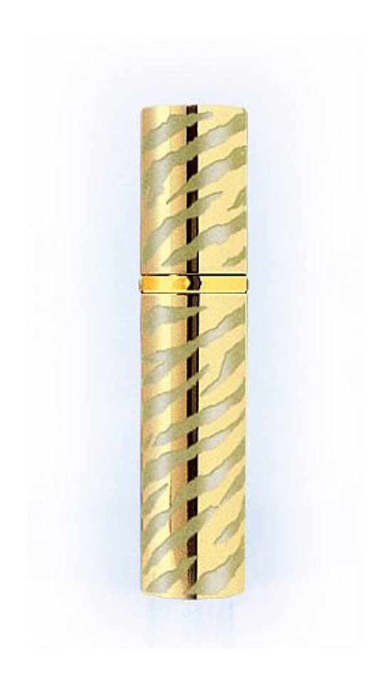 発送カルシウム区別16510 メタルアトマイザー ゼブラ ゴールド
