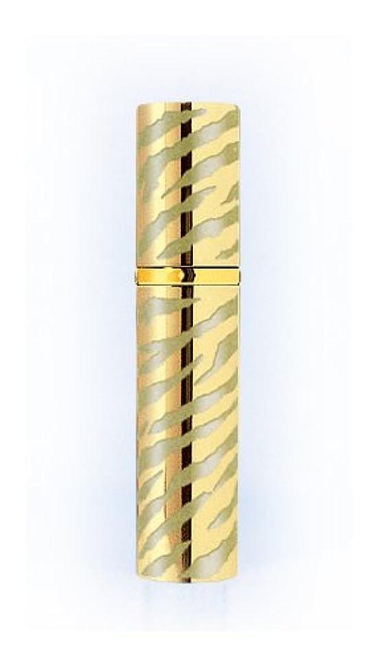 巡礼者散逸明確な16510 メタルアトマイザー ゼブラ ゴールド
