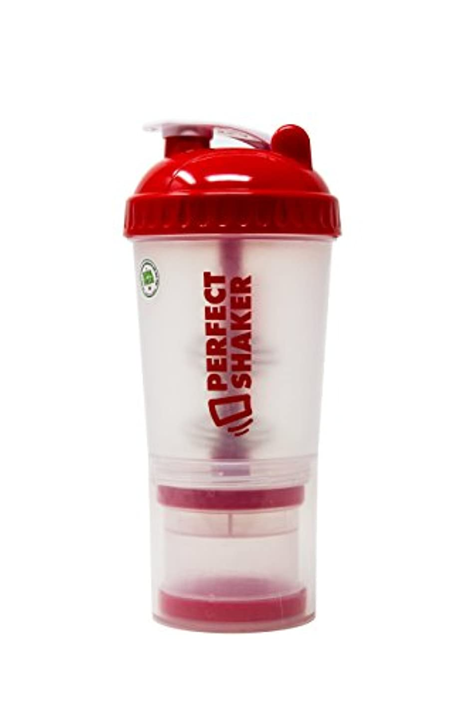 吐き出すわかるに応じてPerfectShaker Plus Shaker Bottles