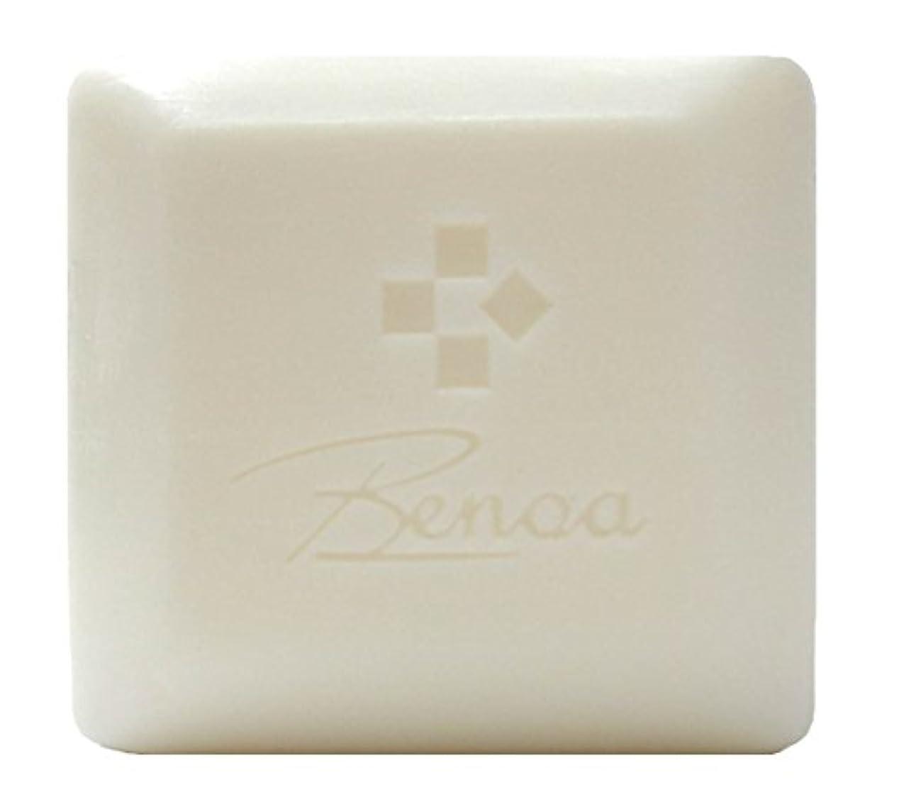 浅い苦味一元化するBenoa【ベノア】ベノア?ジァパン コラーゲンソープ【石鹸】