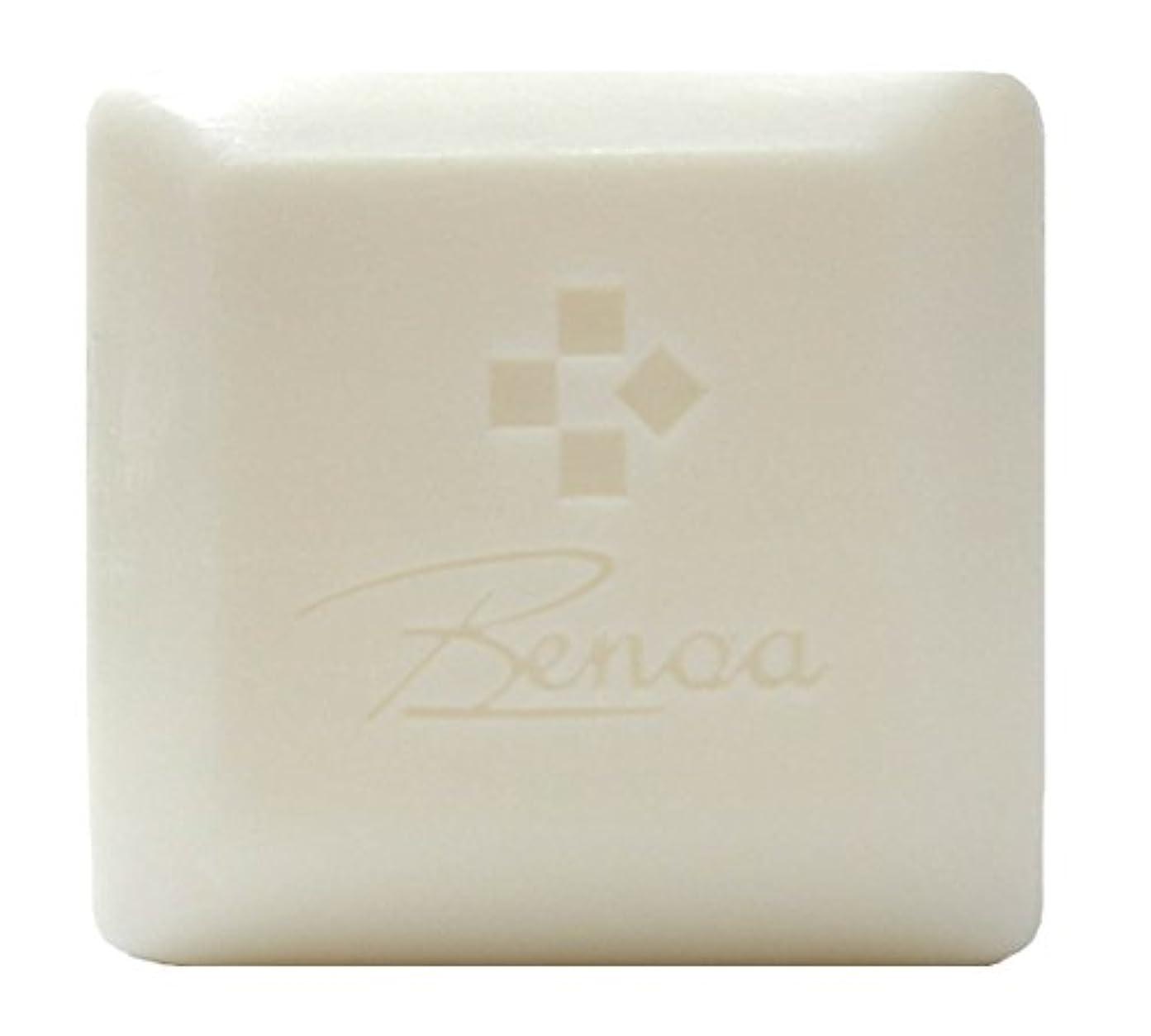 ひらめき地理関与するBenoa【ベノア】ベノア?ジァパン コラーゲンソープ【石鹸】