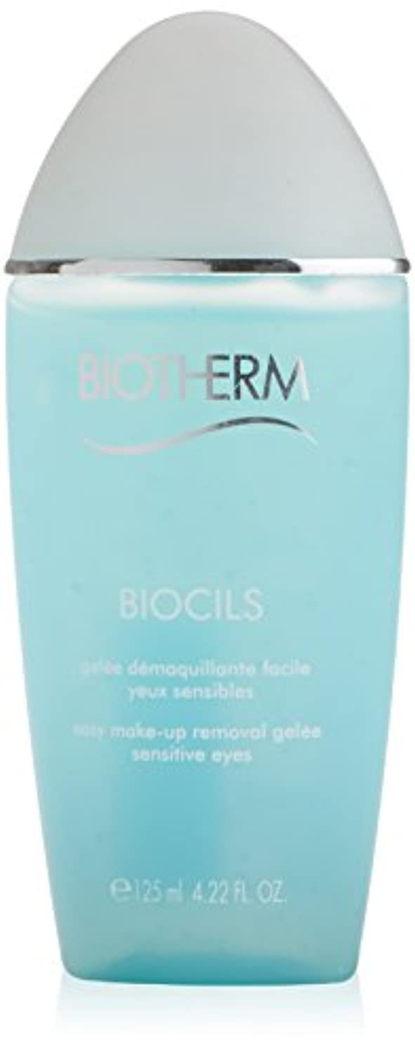 オンス投げ捨てる結び目Biotherm Biocils Eye Makeup Removal Gel Sensitive Eyes 125ml