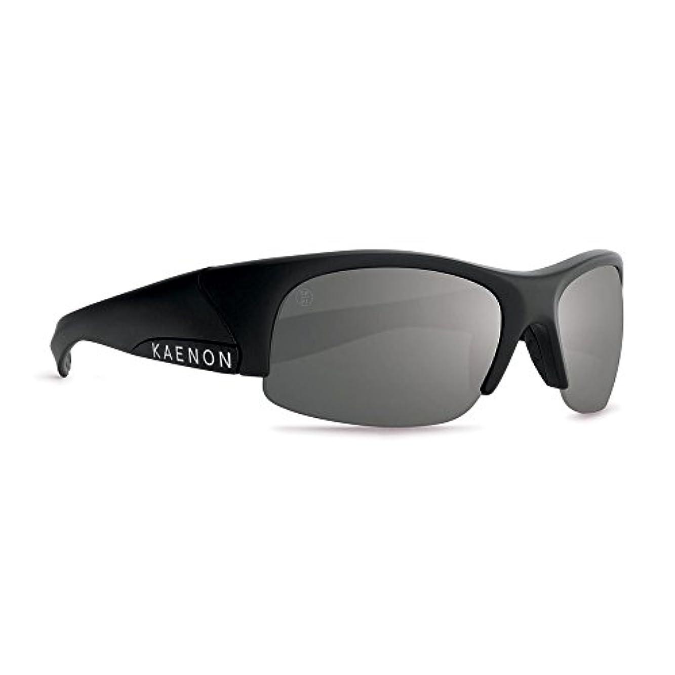 繁栄フレームワーク任命する【KAENON/ケーノン】HARD KORE ハードコア 大人用 偏光レンズ 偏光サングラス スポーツサングラス