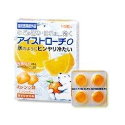 アイストローチオレンジ味 [指定医薬部外品]