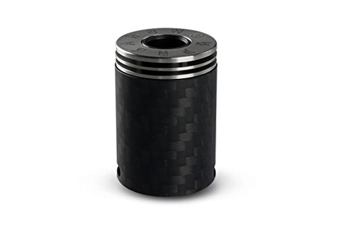 支払う着飾る中古WOTOFO FREAK SHOW RDA 22mm Carbon fiber ブラック アトマイザー 電子タバコ タンク フリークショー 黒 味重視のコスパ最強 RDA正規品