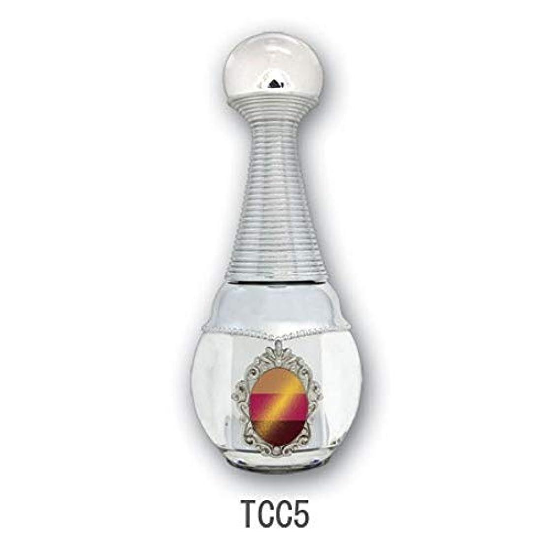 タイムリーな滞在告白するKENZICO (ケンジコ) Triple Cat's Eye Gel 【TCC5】 トリプルキャッツアイ 10m プロ用 3つの色に変わる キャッツアイジェル