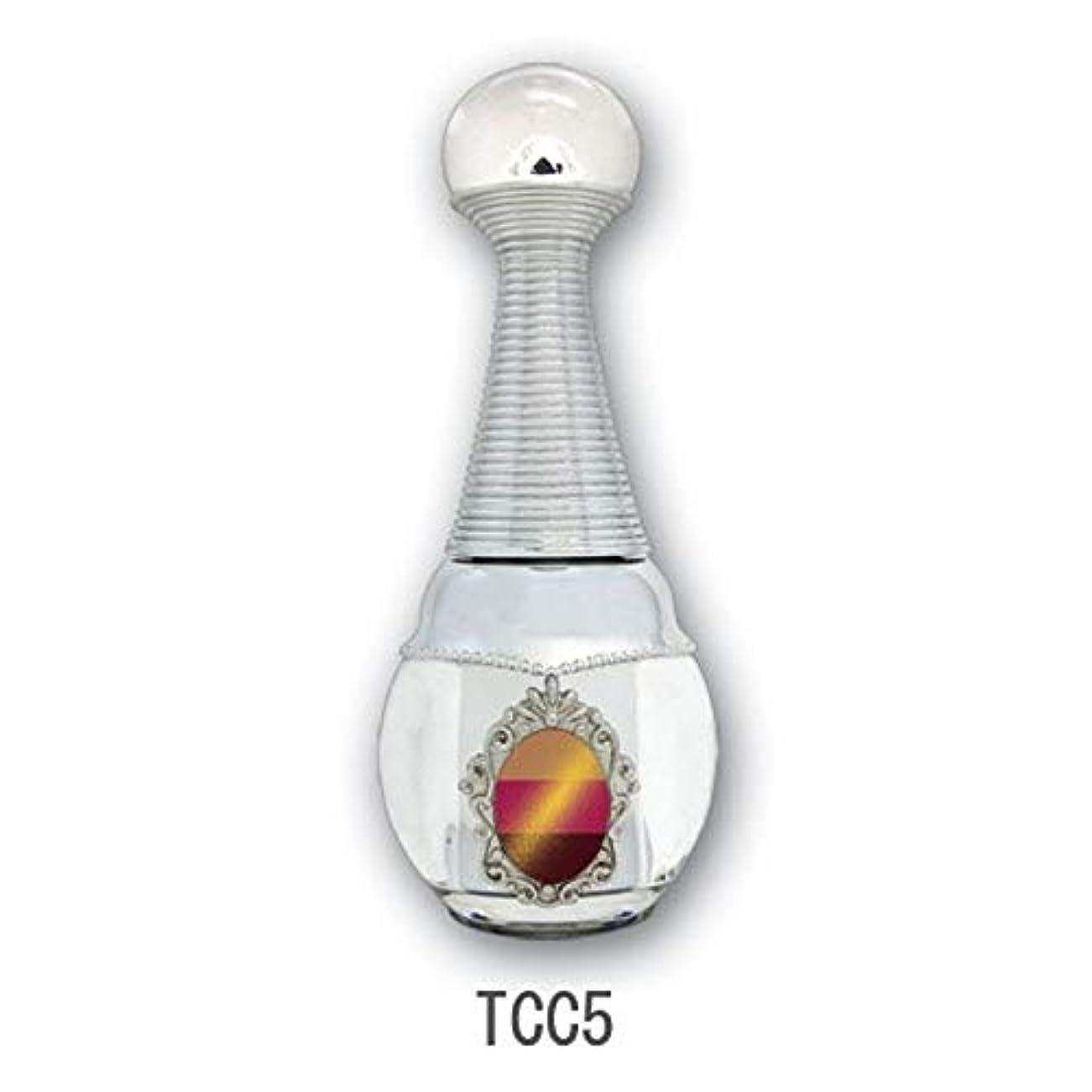 追加するつらい神経KENZICO (ケンジコ) Triple Cat's Eye Gel 【TCC5】 トリプルキャッツアイ 10m プロ用 3つの色に変わる キャッツアイジェル