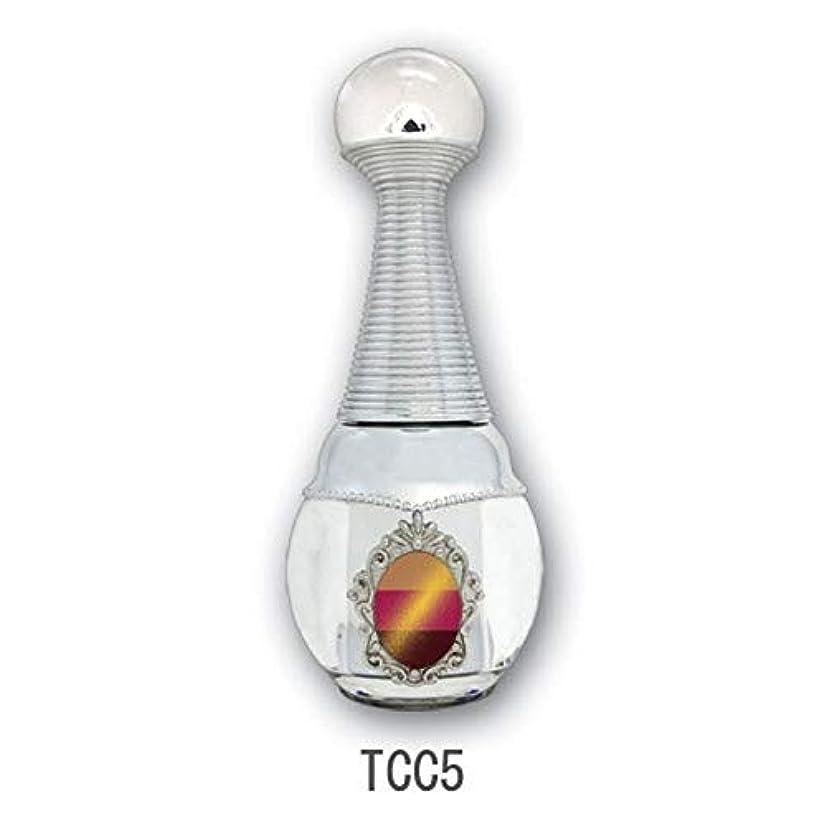 目立つ頭痛吐き出すKENZICO (ケンジコ) Triple Cat's Eye Gel 【TCC5】 トリプルキャッツアイ 10m プロ用 3つの色に変わる キャッツアイジェル