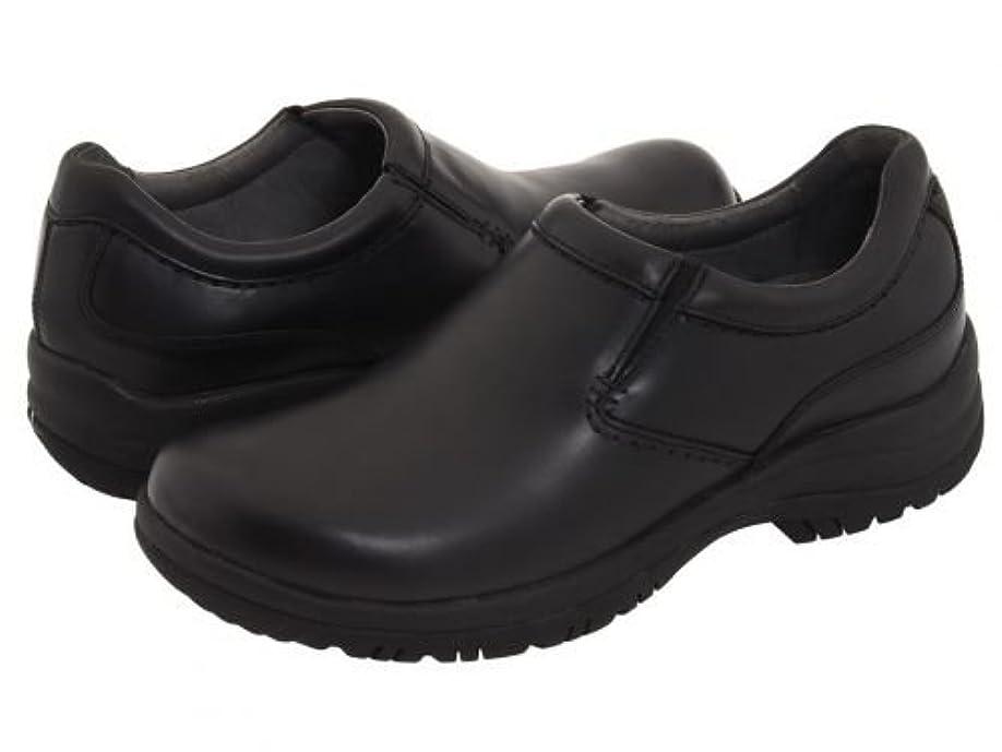 結果として国籍蜜Dansko(ダンスコ) メンズ 男性用 シューズ 靴 ローファー Wynn - Black Smooth Leather [並行輸入品]