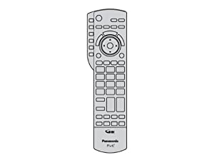 Panasonic 液晶テレビ用リモコン N2QAYB000588