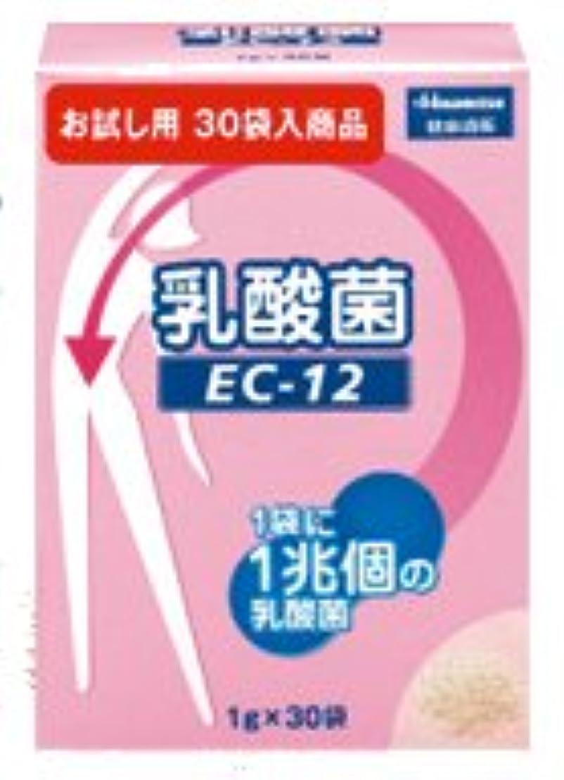 無線平均堀hisamitsu 乳酸菌 EC-12 1袋に1兆個の乳酸菌 1g×30袋
