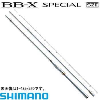 シマノ BB-X スペシャル SZII 1.5-485/520