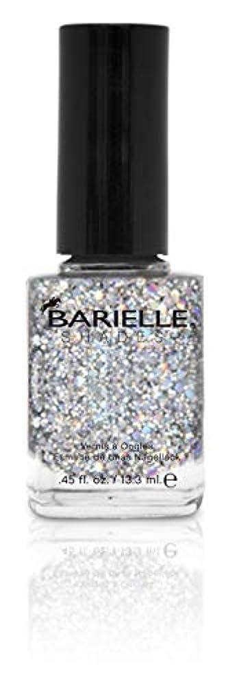 接触枯渇する対応BARIELLE バリエル クリアレインボーラメ 13.3ml Starchild 5223 New York 【正規輸入店】