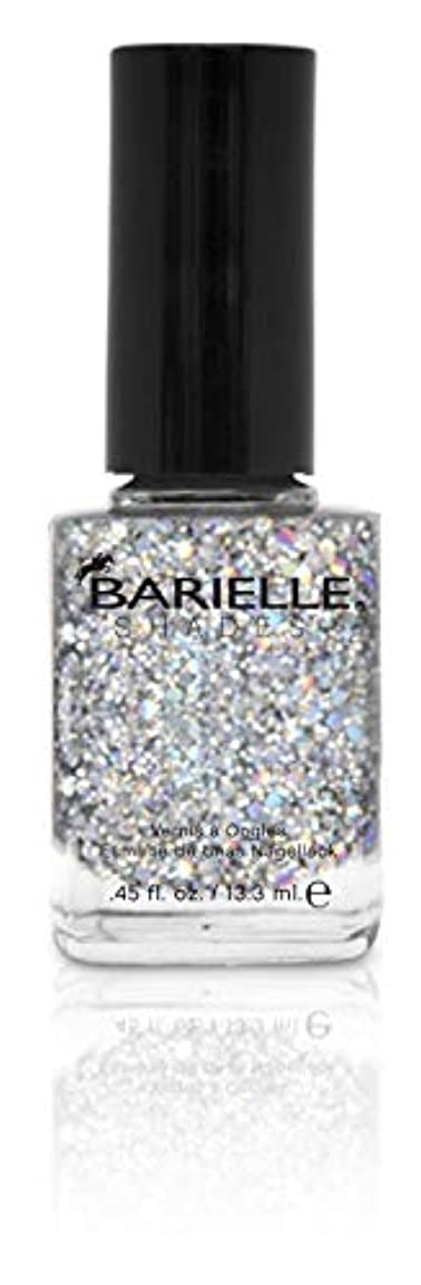 黒板見る生活BARIELLE バリエル クリアレインボーラメ 13.3ml Starchild 5223 New York 【正規輸入店】