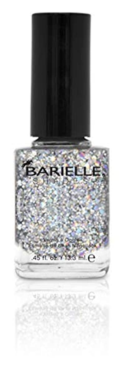 驚くべき風変わりな熟達BARIELLE バリエル クリアレインボーラメ 13.3ml Starchild 5223 New York 【正規輸入店】