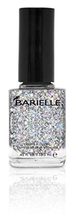 良いライブ認めるBARIELLE バリエル クリアレインボーラメ 13.3ml Starchild 5223 New York 【正規輸入店】