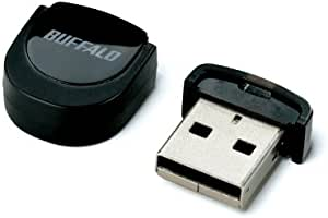 BUFFALO マイクロUSBメモリー ブラック 2GB RUF2-PS2G-BK