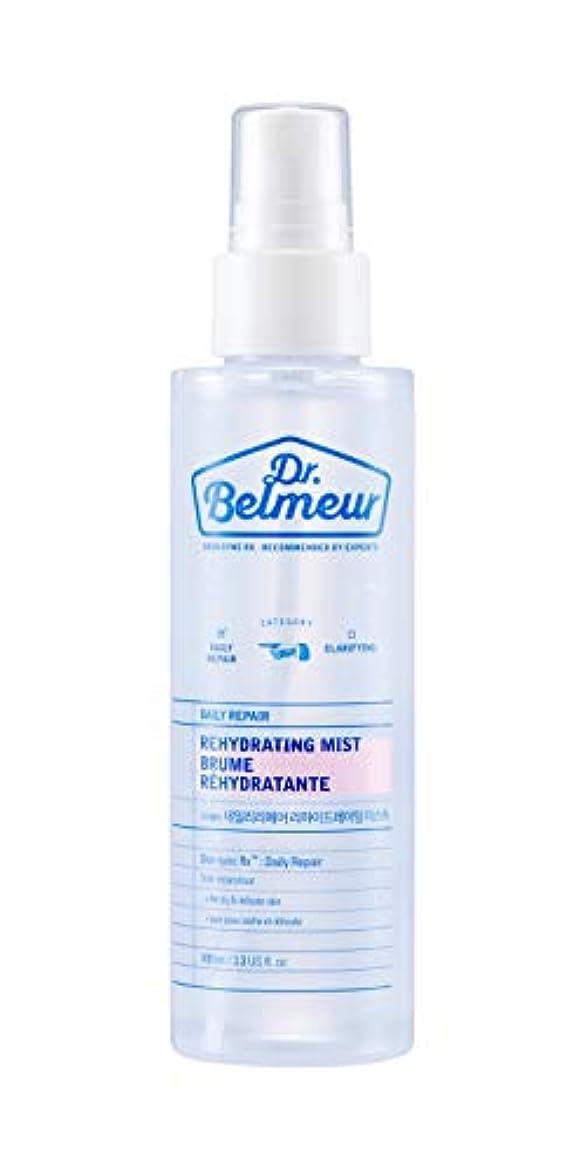 秋舗装する成り立つ[ザ?フェイスショップ] THE FACE SHOP [ドクターベルモ リハイドレーティング ミスト  100ml] Dr.Belmeur Daily Repair Rehydrating Mist 100ml) [海外直送品]