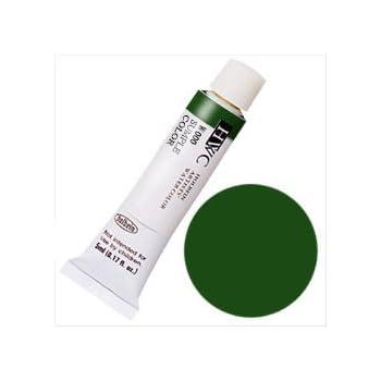 ホルベイン 透明水彩絵具 2号 (5ml) サップグリーン