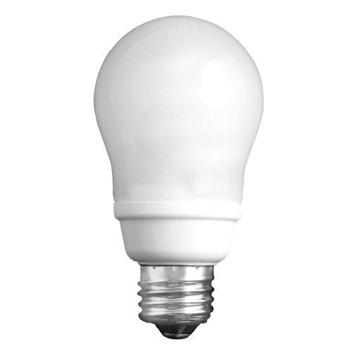 NEC 電球形蛍光ランプ A形コスモボール 電球色 60W相当タイプ 口金E26 EFA15EL/12-C5