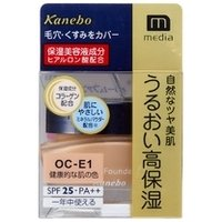 カネボウ media(メディア) クリームファンデーション OC-E1(健康的な肌の色)