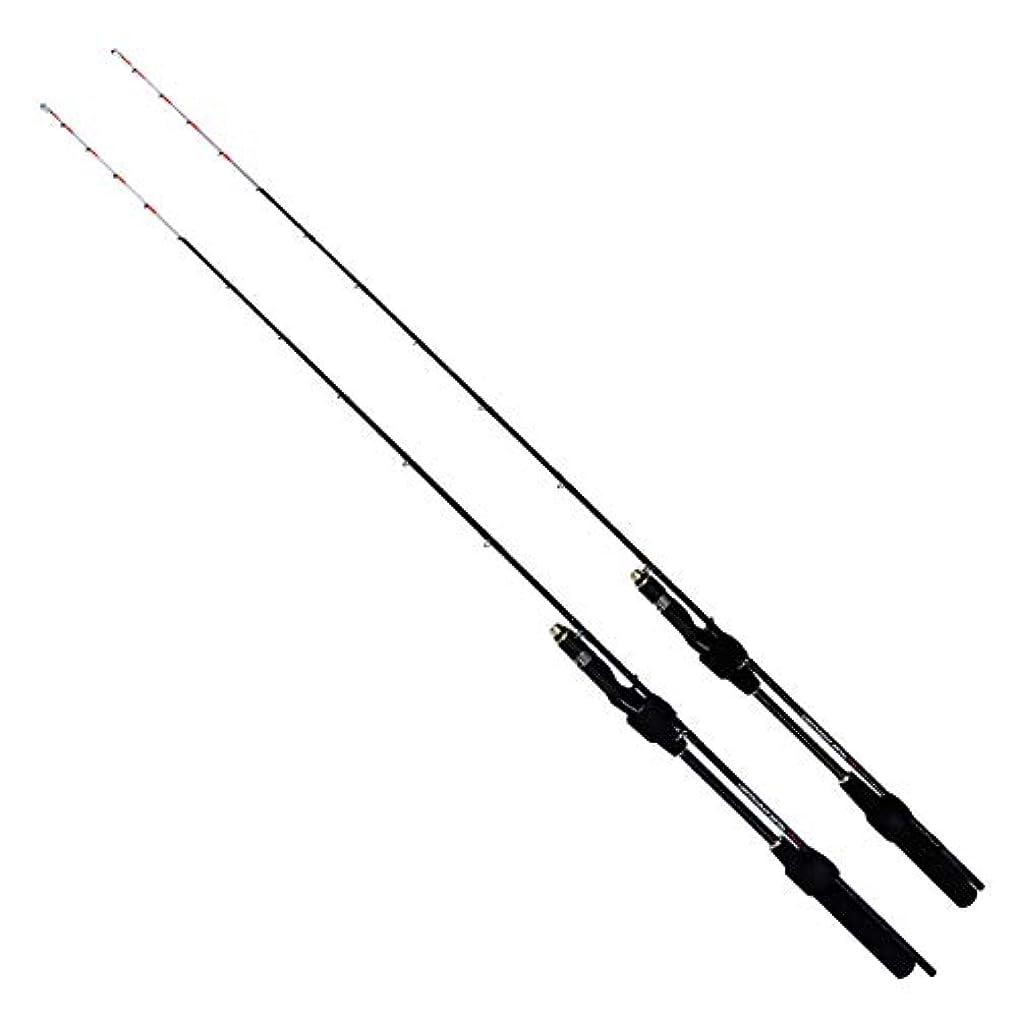 ベストたぶん増幅ロッド?釣竿 ライトレーダーメタルタチウオ 180 2本継 プロマリン(PRO MARINE) 釣り具