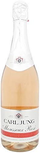 カールユング スパークリングロゼ 脱アルコールワイン アルコール分0.5%未満  [ ノンアルコール 750ml ]