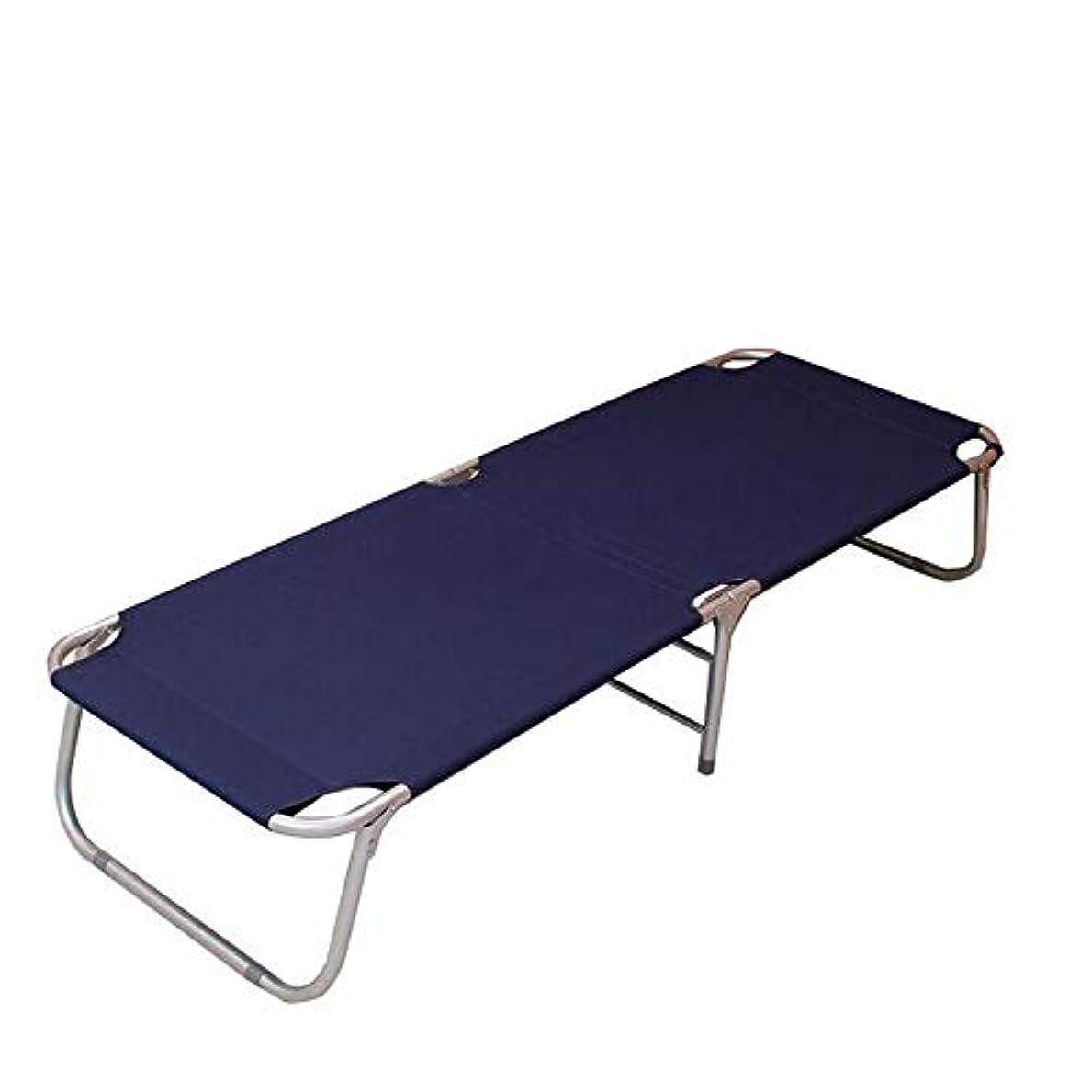 折りたたみベッドシンプルベッドキャンプベッドシングルベッド用大人子供ランチブレイクオフィスポータブルエスコートベッド