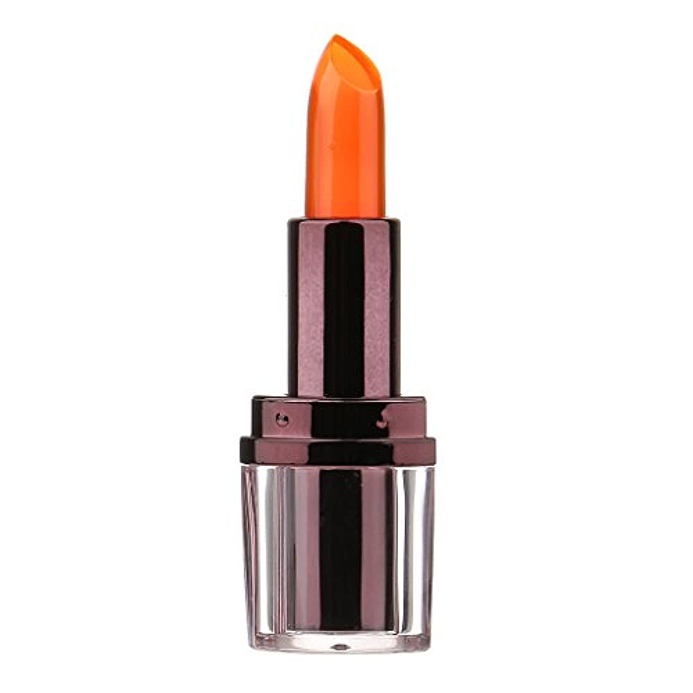 大きいミシン目引き付けるInjoyo の透明な魔法のゼリーの口紅の温度の変化色の長続きがする湿気の唇の棒 - #2, 長さ7cm