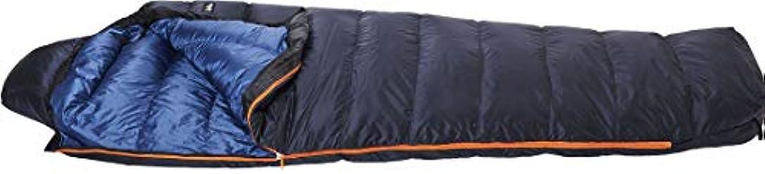 日付マラドロイトウナギプロモンテ(PuroMonte) 登山 キャンプ 軽量 コンパクト ダウンシュラフ 日本製