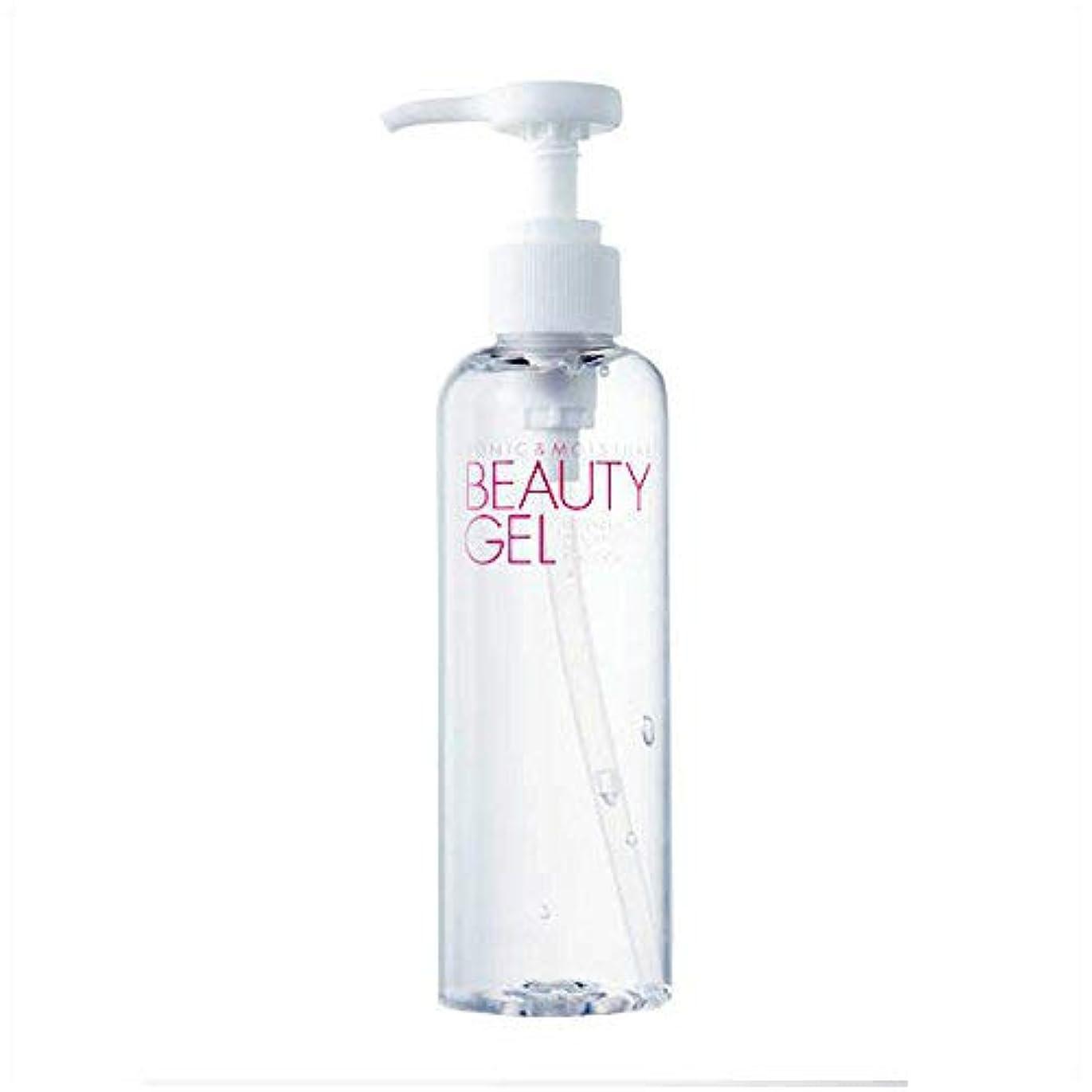 ビジター医療のコマースエビス化粧品(EBiS) 美顔器ジェル ビューティージェル 210g 超音波美顔器ジェル ツインエレナイザーpro2対応