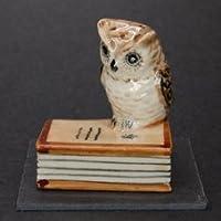 AN 陶器製 フクロウ 065
